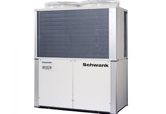 Фотография продукта: газовый тепловой насос ECO-G GE3 от Schwank.