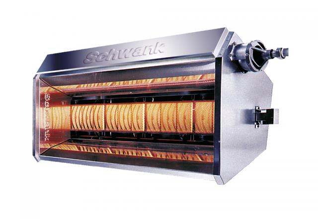 Фотография продукта: светлый излучатель supraSchwank компании Schwank.