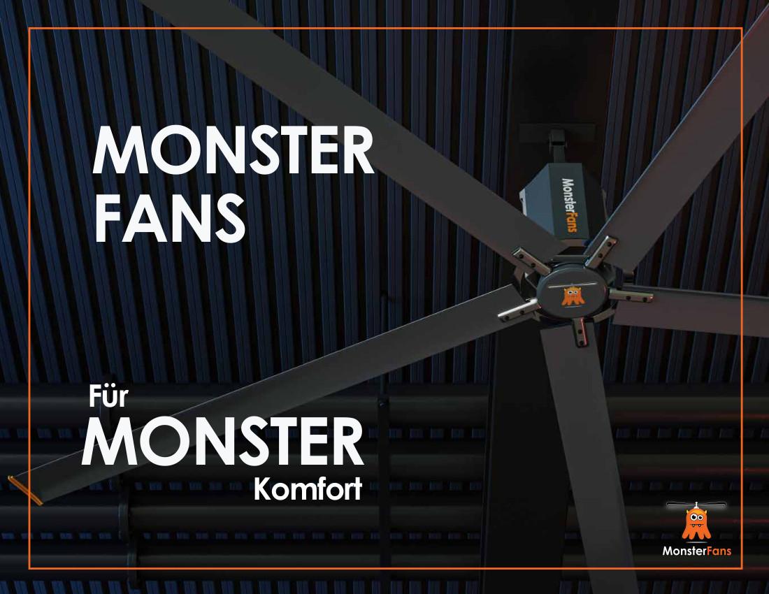 Das Keyvisual von MonsterFans.